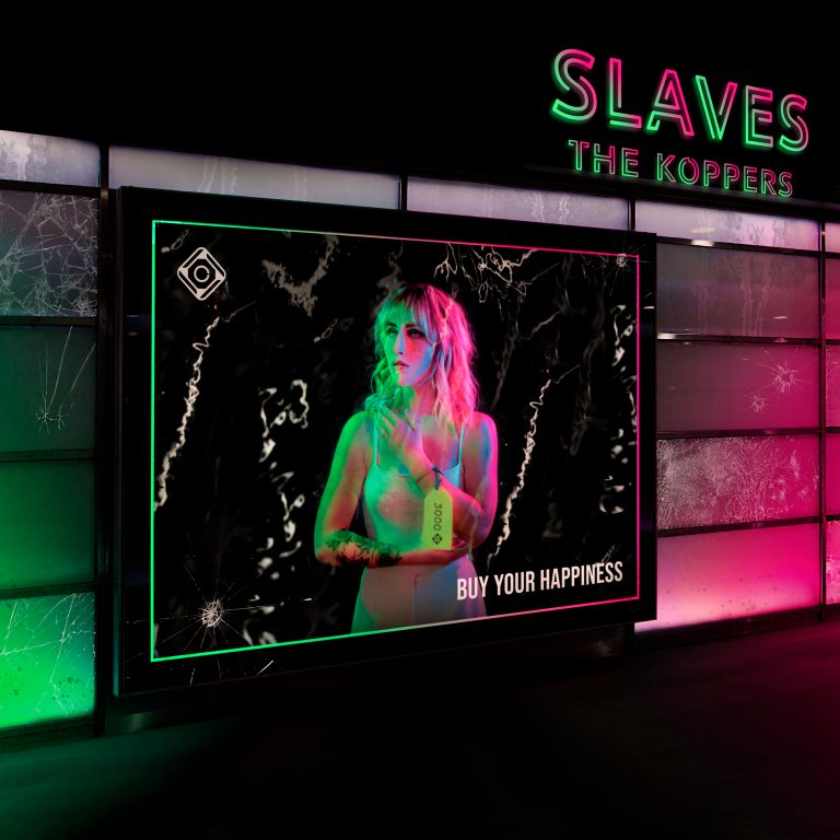slaves cover